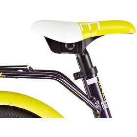 s'cool niXe alloy 12 Kinderen, purple metalic/yellow
